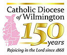 Catholic Diocese of Wilmington logo